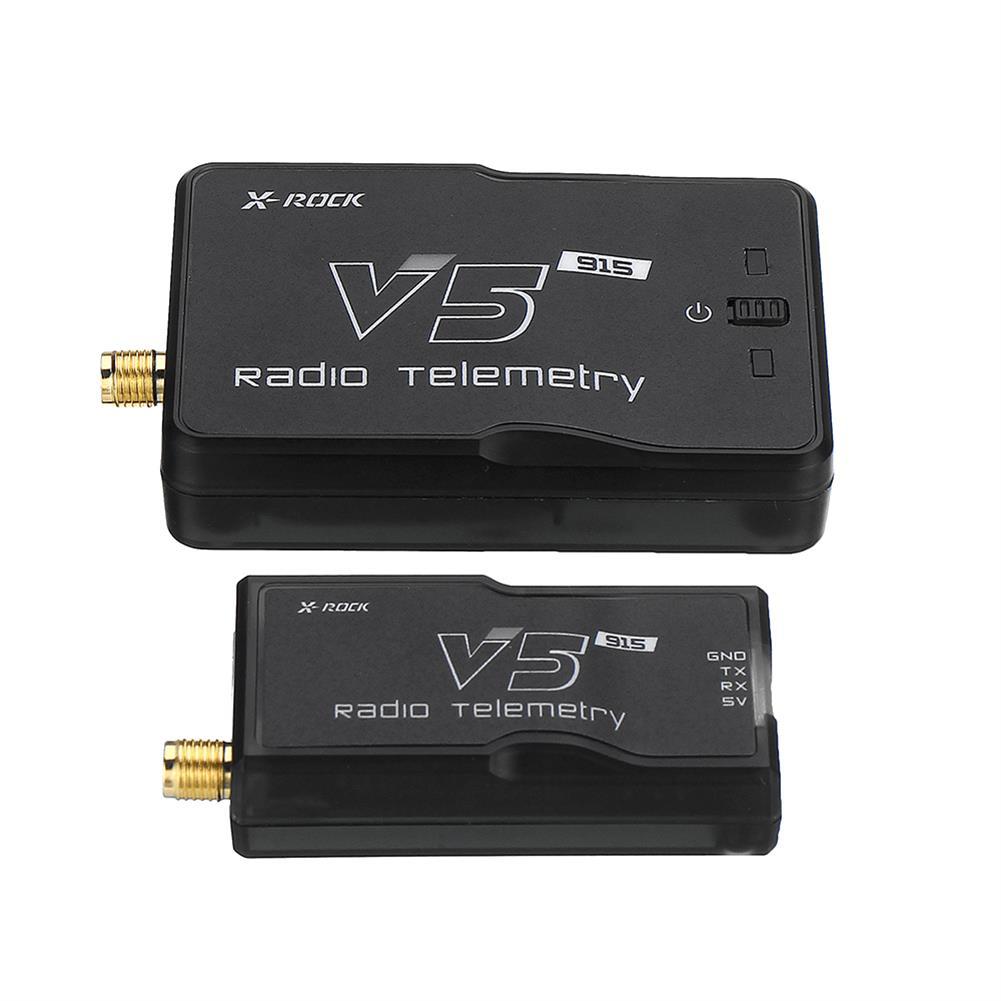 multi-rotor-parts X-ROCK 3DR 915mhz 1000mw V5 Bluetooth Radio Telemetry Module for FPV RC Drone HOB1556892 2