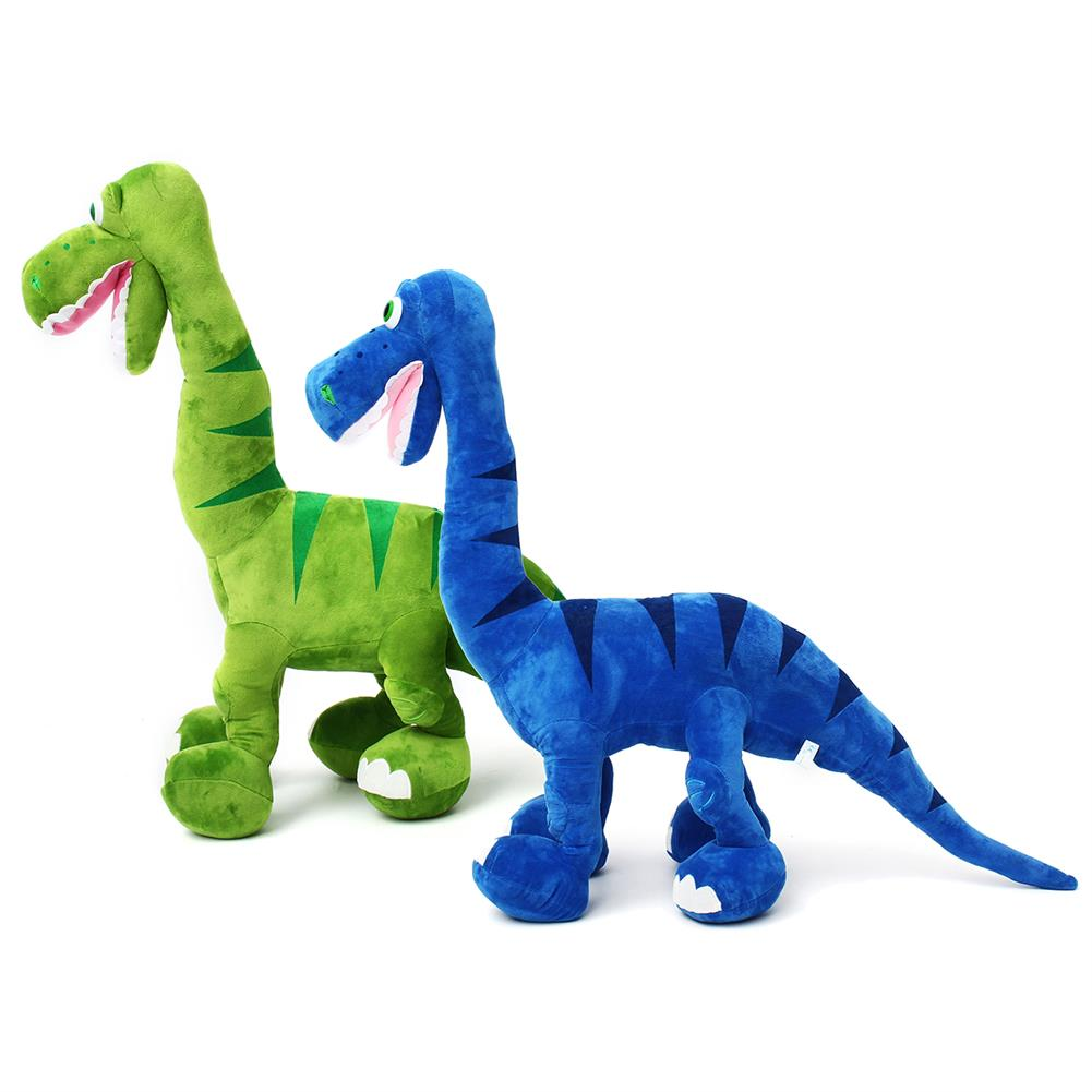 puzzle-game-toys Blue/Green Dinosaur Doll Plush Cute Large Toys Animal Stuffed Soft Pillow Baby Kids Gift HOB1557192 1