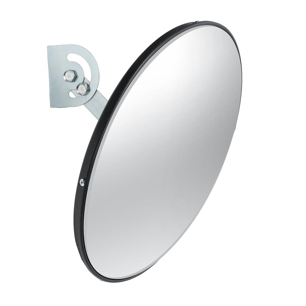 paper-art-drawing 30cm Wide Angle Security Curved Convex Road Traffic Mirrors Safety Driveway HOB1558892 1