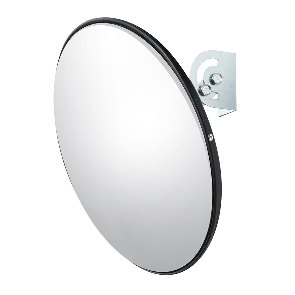 paper-art-drawing Wide Angle Curved Convex Security Car Blind Spot Mirror for indoor Burglar Traffic Signal Roadway Safety HOB1559655