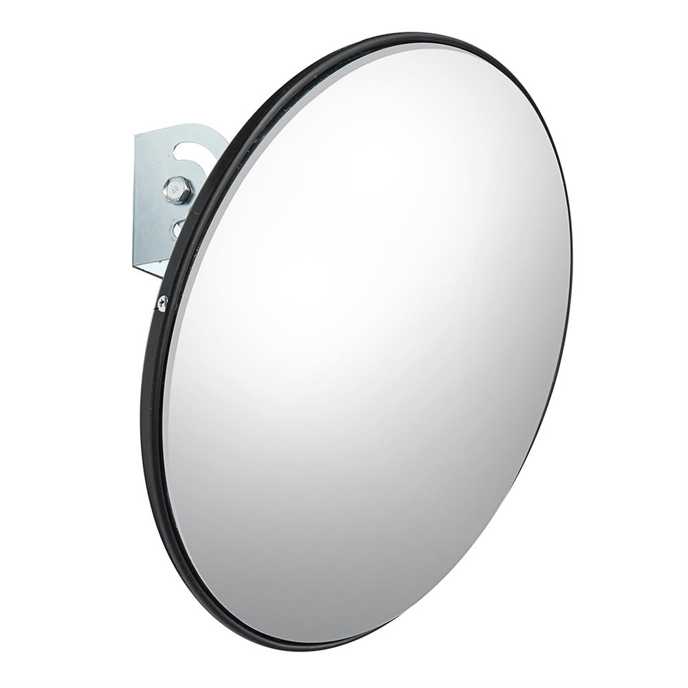 paper-art-drawing Wide Angle Curved Convex Security Car Blind Spot Mirror for indoor Burglar Traffic Signal Roadway Safety HOB1559655 1