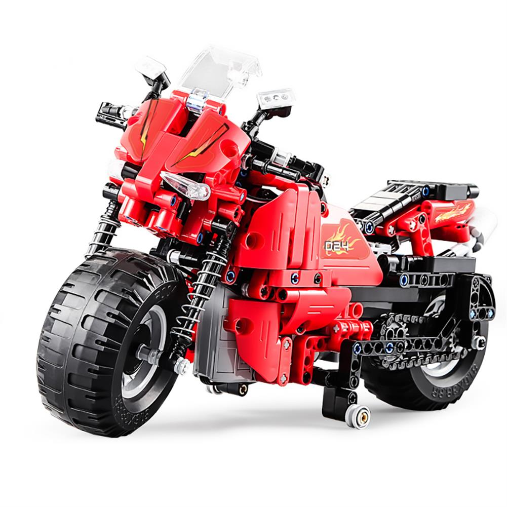 rc-motorcycle-rc-vehicles Double E C51024 RC Car Motorcycle Block Vehicle Models Toys HOB1561176
