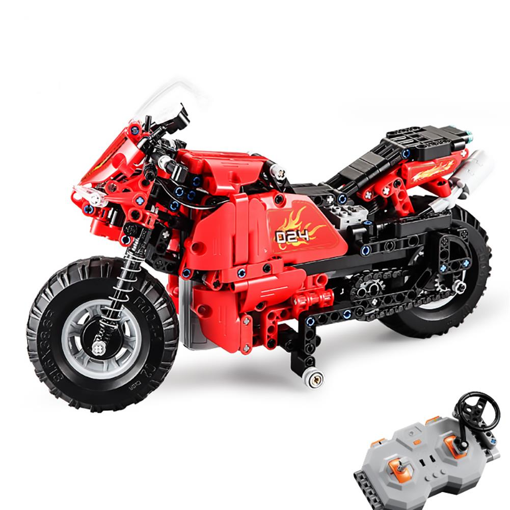 rc-motorcycle-rc-vehicles Double E C51024 RC Car Motorcycle Block Vehicle Models Toys HOB1561176 1