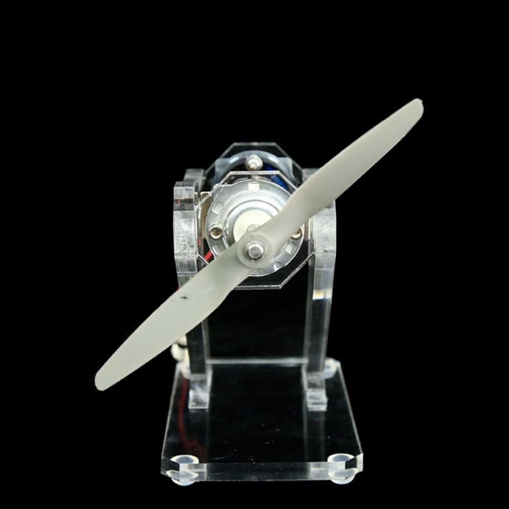 puzzle-game-toys Brushed DC Motor Demonstration Model 12V Physics Experiment Magnetic Levitation Education Model Technology Small Toys Gift HOB1562433 3