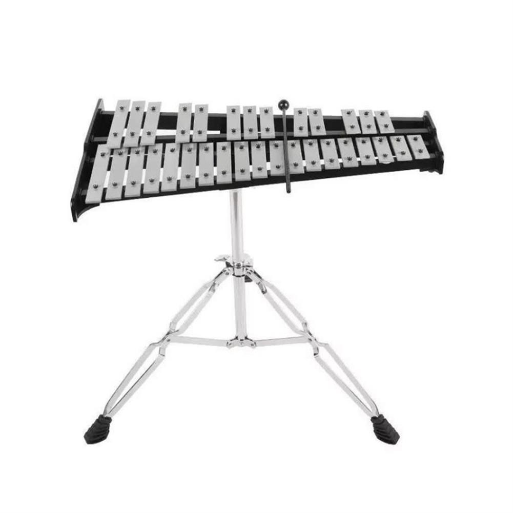 folk-world-percussion 32 Note Xylophone Aluminum Piano Orff instrument with Bag HOB1563311