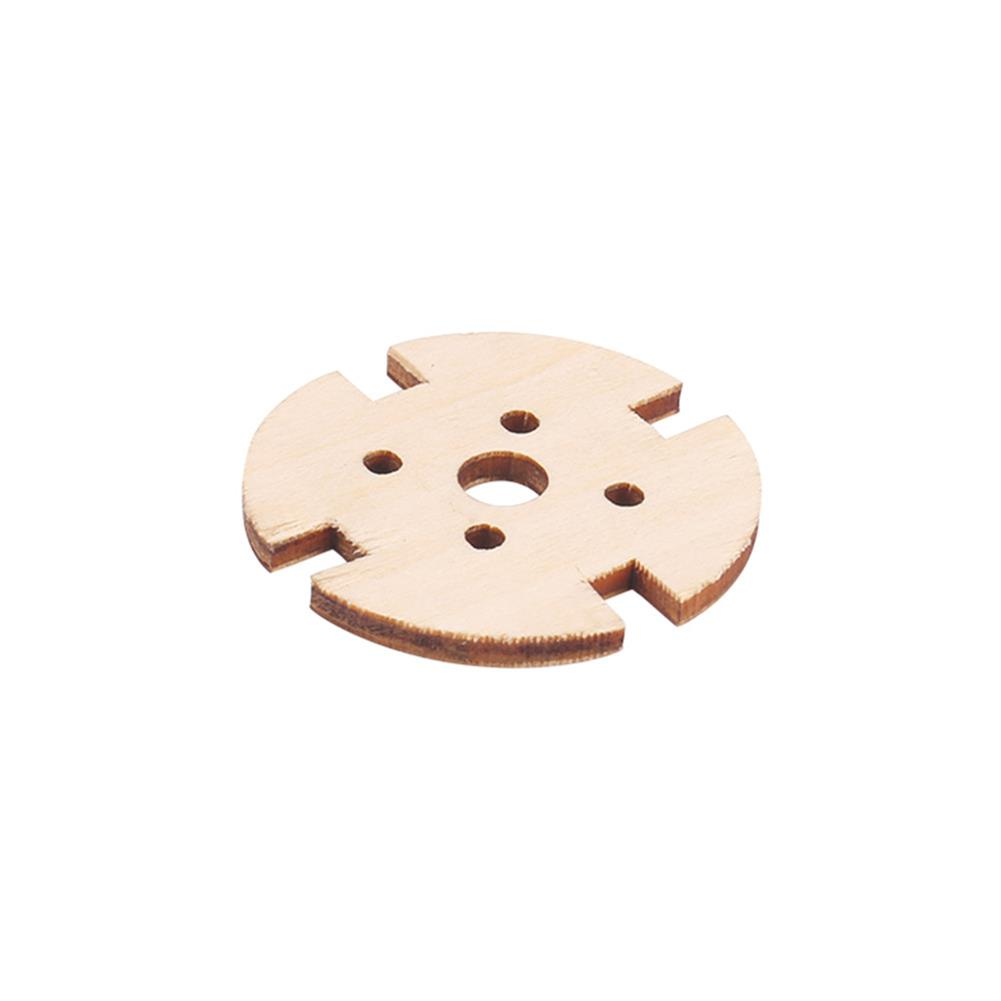 rc-airplane-parts 5pcs 221222082216 Wooden Motor Fixed Seat Motor Mount for RC Airplane Fixed Wing Spare Part HOB1564139 1