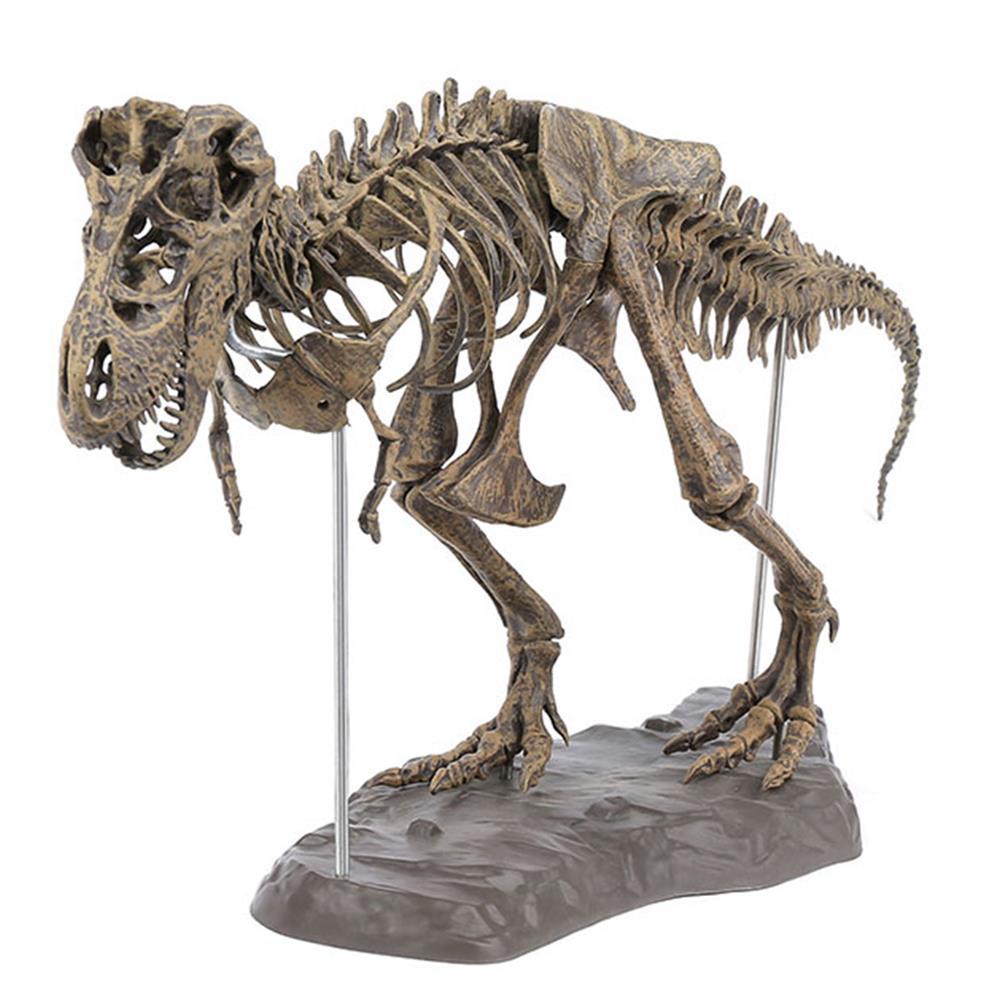 puzzle-game-toys DIY Colour 70Cm T Rex Tyrannosaurus Rex Skeleton Dinosaur Animal Collector Model Decorations HOB1564357
