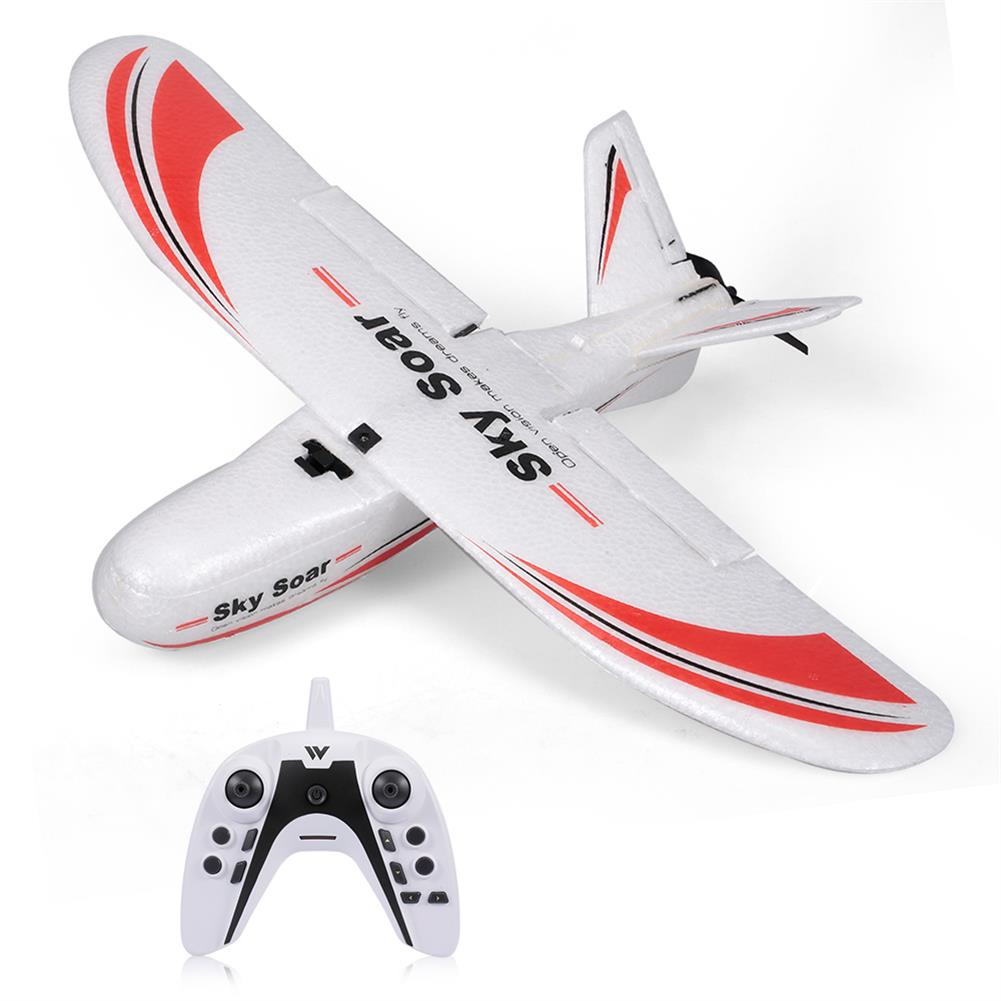 rc-airplane Attop P01 RTF Airplane 400mm Wingspan 2.4GHz 3CH RC Aircraft Remote Controlled Fixed Wing Plane Aircraft Outdoor Toy Trainer HOB1565442