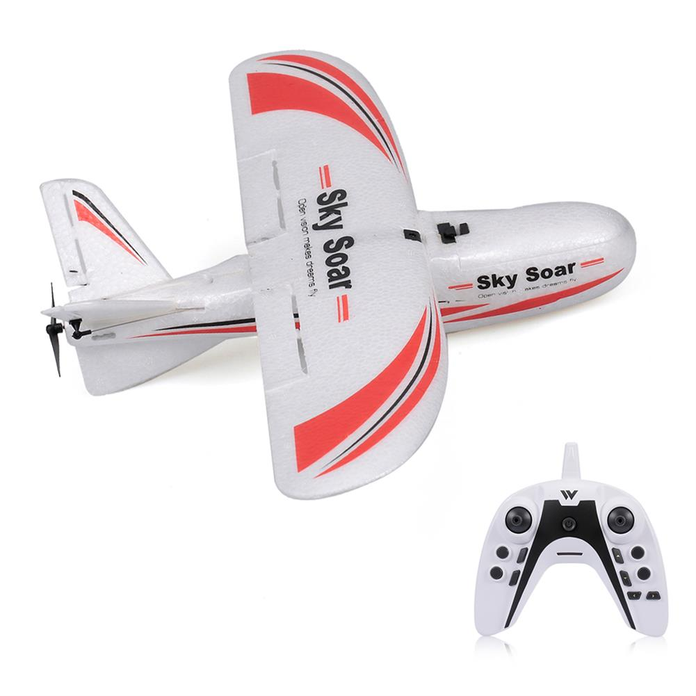 rc-airplane Attop P01 RTF Airplane 400mm Wingspan 2.4GHz 3CH RC Aircraft Remote Controlled Fixed Wing Plane Aircraft Outdoor Toy Trainer HOB1565442 1