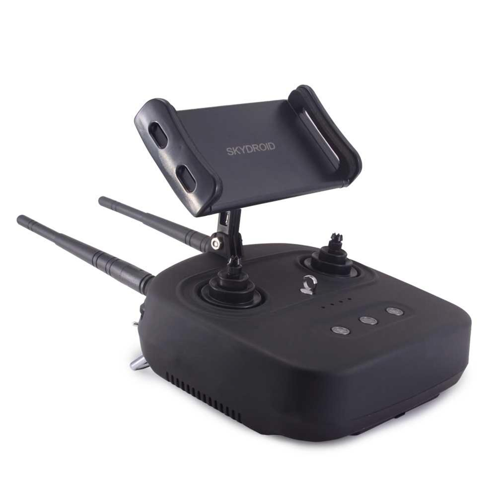 radios-receiver Skydroid T10 2.4GHz 10CH FHSS Transmitter with R10/R10 Mini Receiver and Camera Support S.BUS PPM PWM Output HOB1566249 2