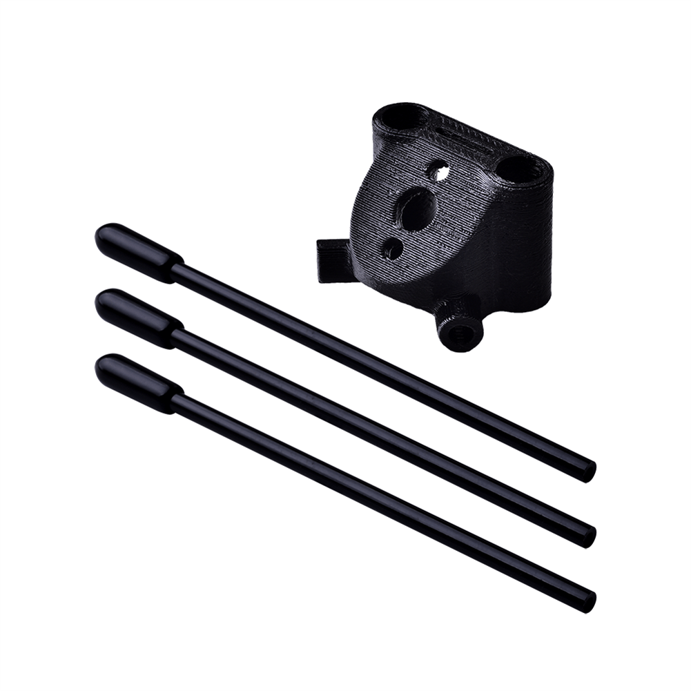 fpv-system Speedybee 3D Printed FPV Antenna Mount 3 Holes Multiple ANT Mounting Bracket Fixing Seat SB-FRAME-ANT-MOUNT for RC Aircraft FPV Racing Drone Airplane Plane HOB1566895 1