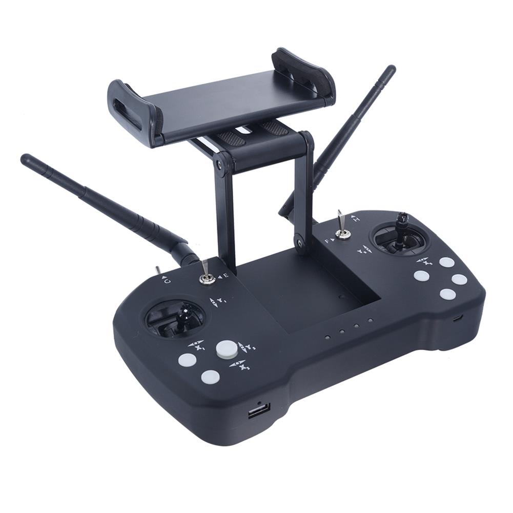 radios-receiver Skydroid T12 2.4GHz 12CH intergrated Control Video and Telemtry System 20km Range Transmitter with R12 Receiver and Camera for RC Drone HOB1567316 1