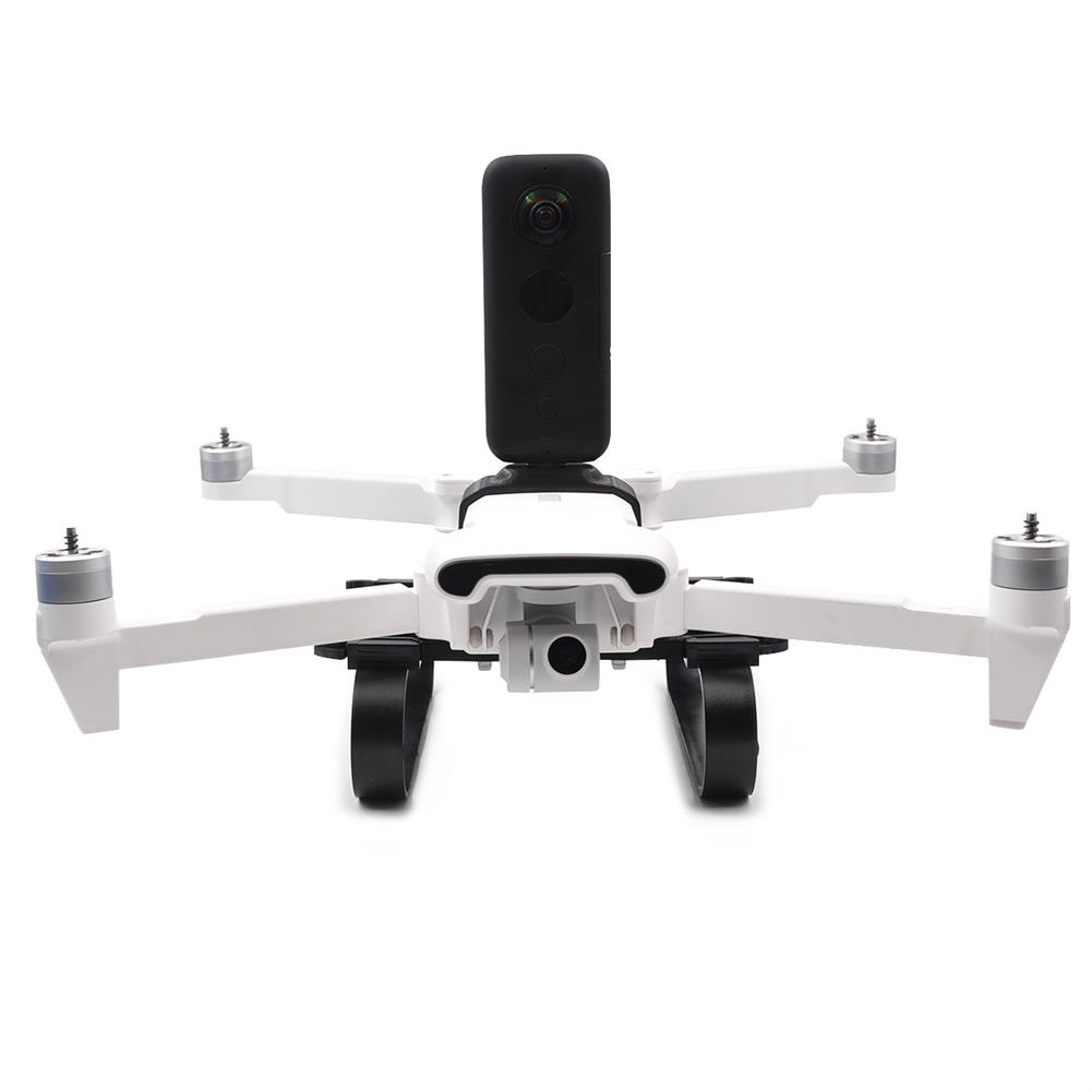rc-quadcopter-parts STARTRC Camera Fill Light Mounting Bracket Holder Adapter Expansion Kit with Landing Gear for FIMI X8 SE HOB1575972 2