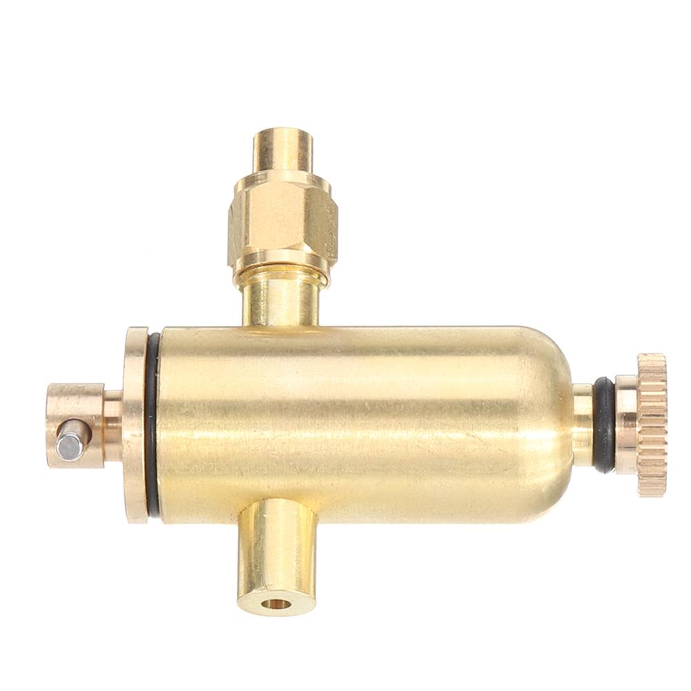 science-discovery-toys Steam Engine P9 Displacement Oiler Lubricator Steam Engine Switch HOB1578769