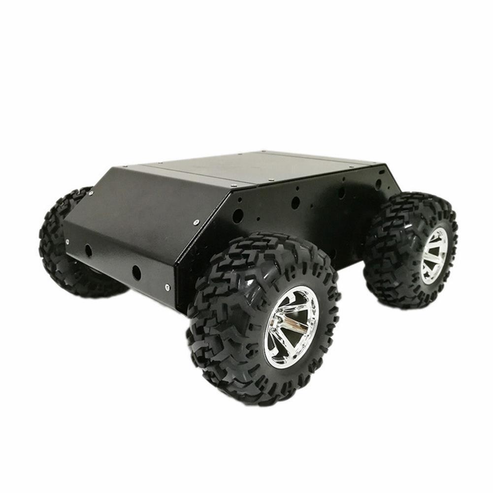 smart-robot-car DOTI DIY 4WD Smart RC Robot Car with 130mm Wheels 12V 300RPM 37mm Motor HOB1580709