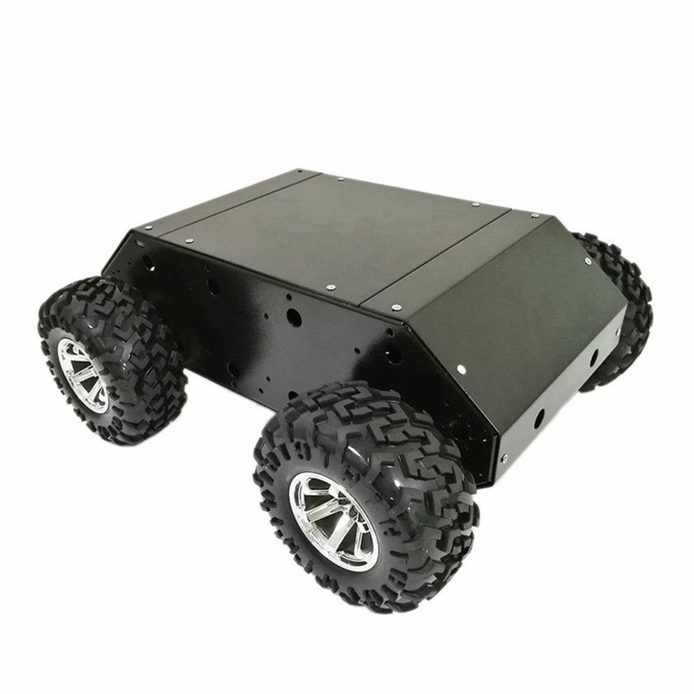 smart-robot-car DOTI DIY 4WD Smart RC Robot Car with 130mm Wheels 12V 300RPM 37mm Motor HOB1580709 1