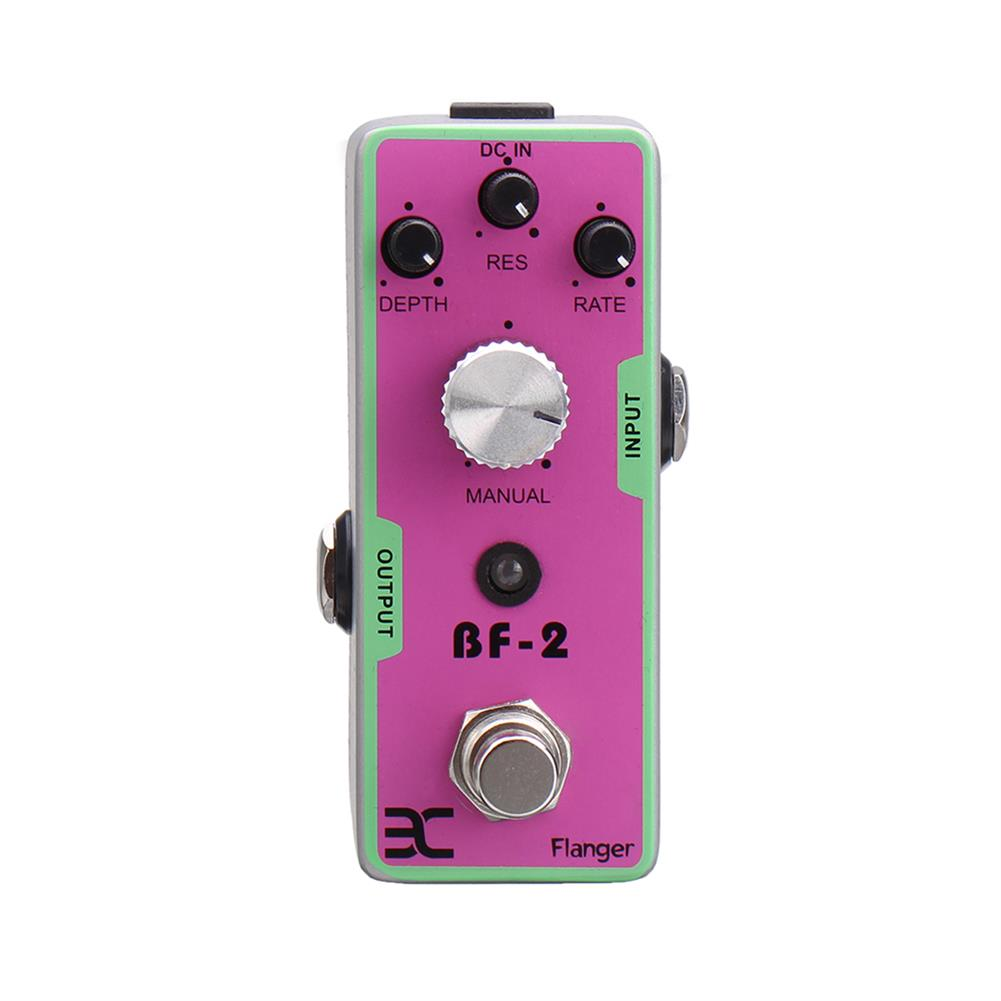 guitar-accessories ENO EX TC-41 FLANGER BF-2 Guitar Effects Pedal Full Metal Shell True Bypass HOB1582237