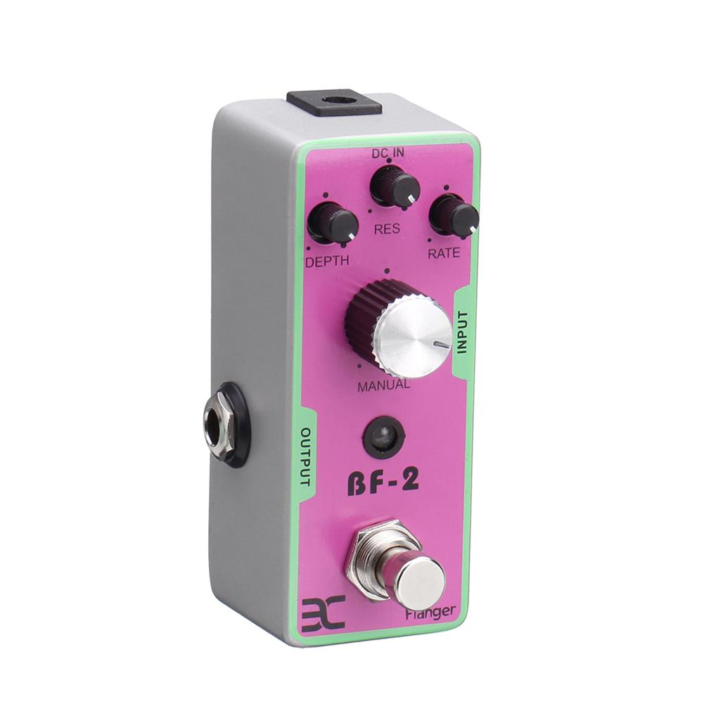 guitar-accessories ENO EX TC-41 FLANGER BF-2 Guitar Effects Pedal Full Metal Shell True Bypass HOB1582237 1