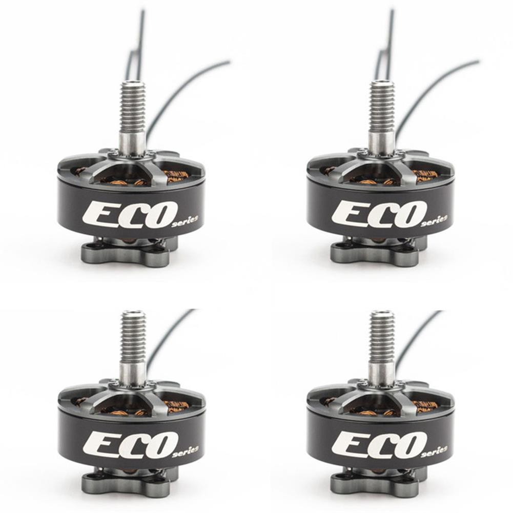 multi-rotor-parts 4PCS Emax ECO Series 2207 1700KV 3-6S Brushless Motor for RC Drone FPV Racing HOB1582953 2