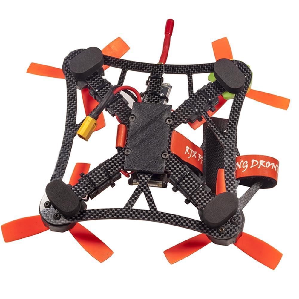 tools-bags-storage 10Pcs RJX Landing Skid Gear Frame Anti-vibration 3M Sponge for RC FPV Multirotor Quadcopter HOB1583529 2