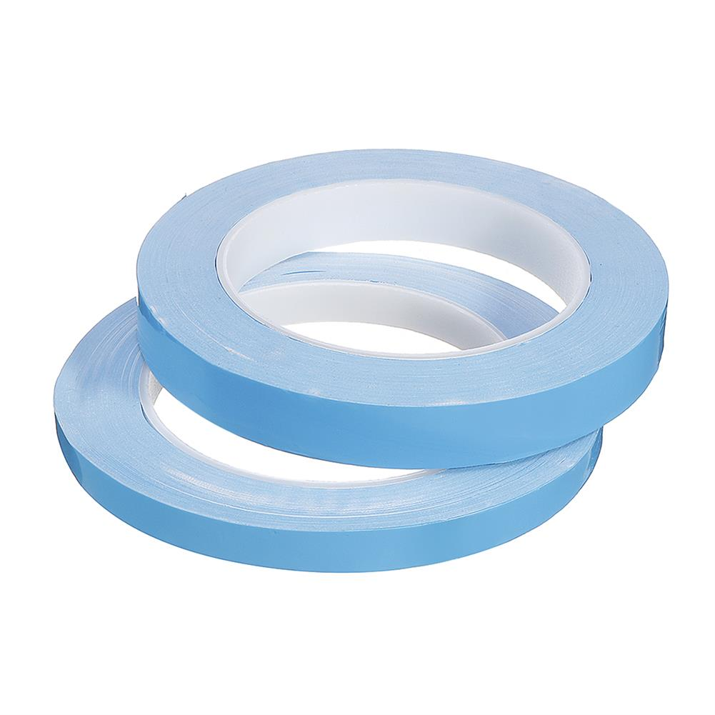 tools-bags-storage 10mmX25m 15mmX25m High Temperature Resistant Double-Sided thermal Tape for RC Model HOB1583537 1