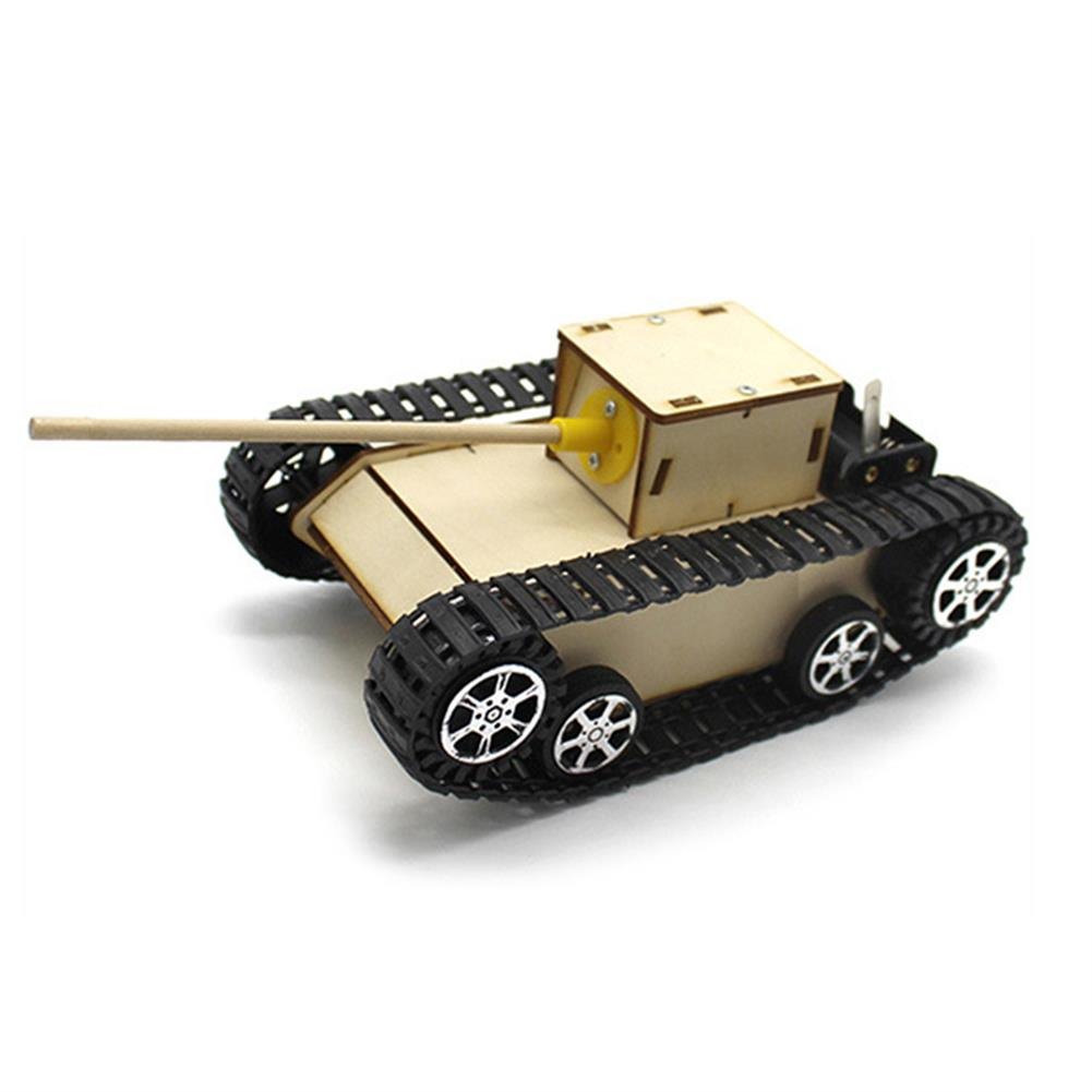 diy-education-robot Smart DIY Robot Tank STEAM Educational Kit Robot Toy HOB1584159 1
