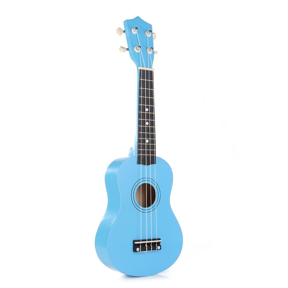 ukulele 21 inch 12 Fret Basswood Soprano Ukulele Uke Musical instrument with Gig bag Strings Tuner HOB1584591 2