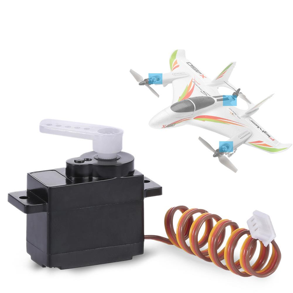 rc-airplane-parts Original Front Motor Driving Servo for WLtoys XK X450 RC Airplane Aircraft Fixed Wing RC Parts HOB1586142