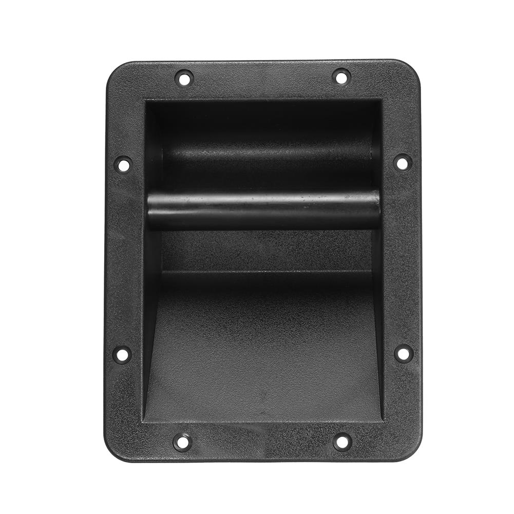 general-accessories ABS material Speaker G-type Handle Replacement Sound Loudspeakers Recessed Handle for Guitar Amplifier Cabinet HOB1586159 1