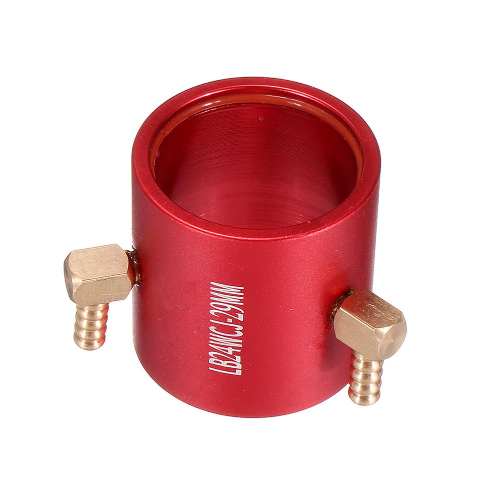 rc-boat-parts 2435 2440 Aluminum Alloy Water Cooling Jacket for RC Boat Marine Brushless Motor Parts HOB1586928 1