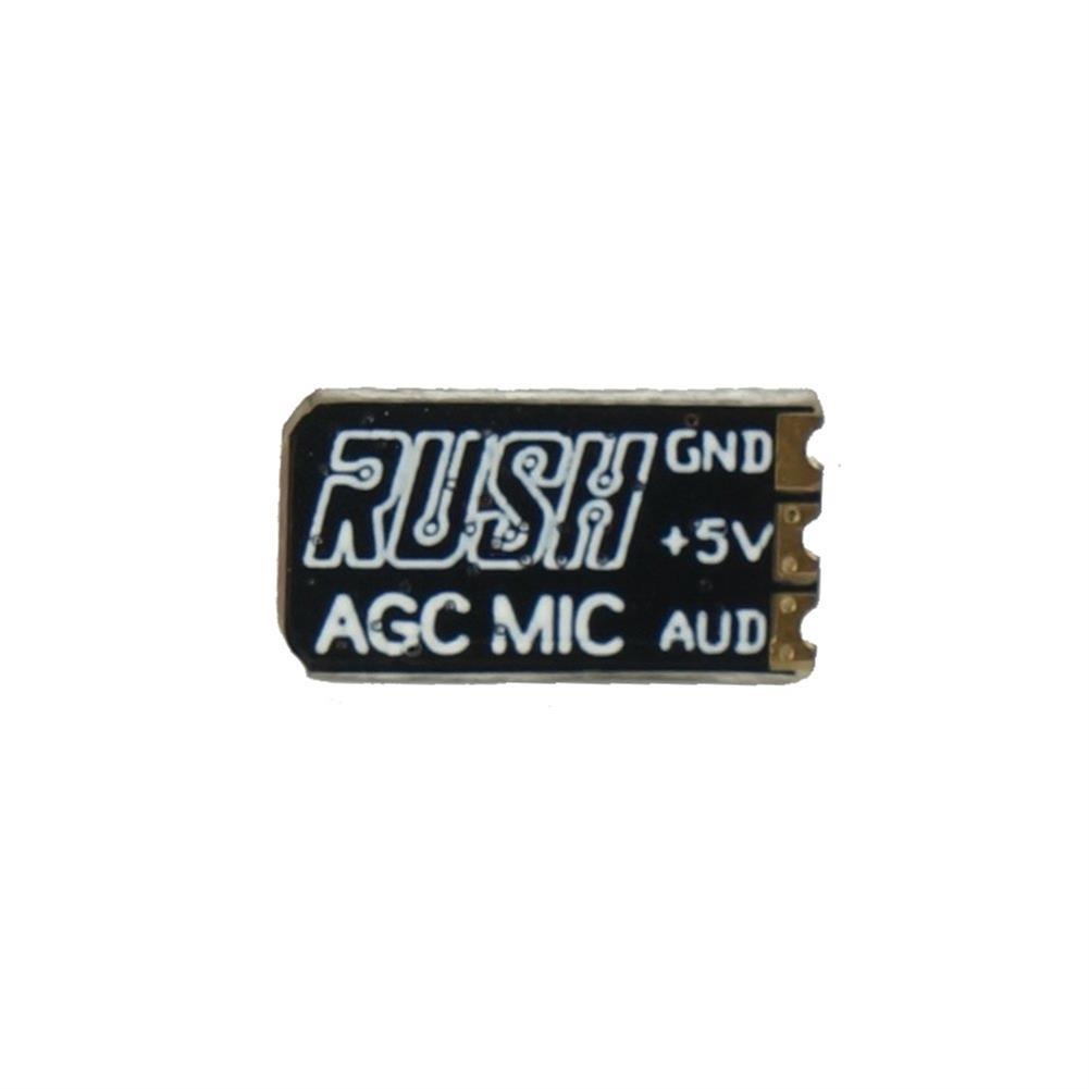 fpv-system RUSH AGC MIC Microphone 5V DC for RUSH TANK Mini FPV Transmitter VTX HOB1587823