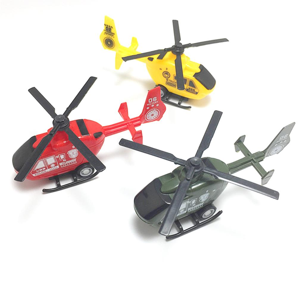 diecasts-model-toys Simulation Mini Pullback Plastic Helicopter Decoration Diecast Model Toys HOB1588911 1
