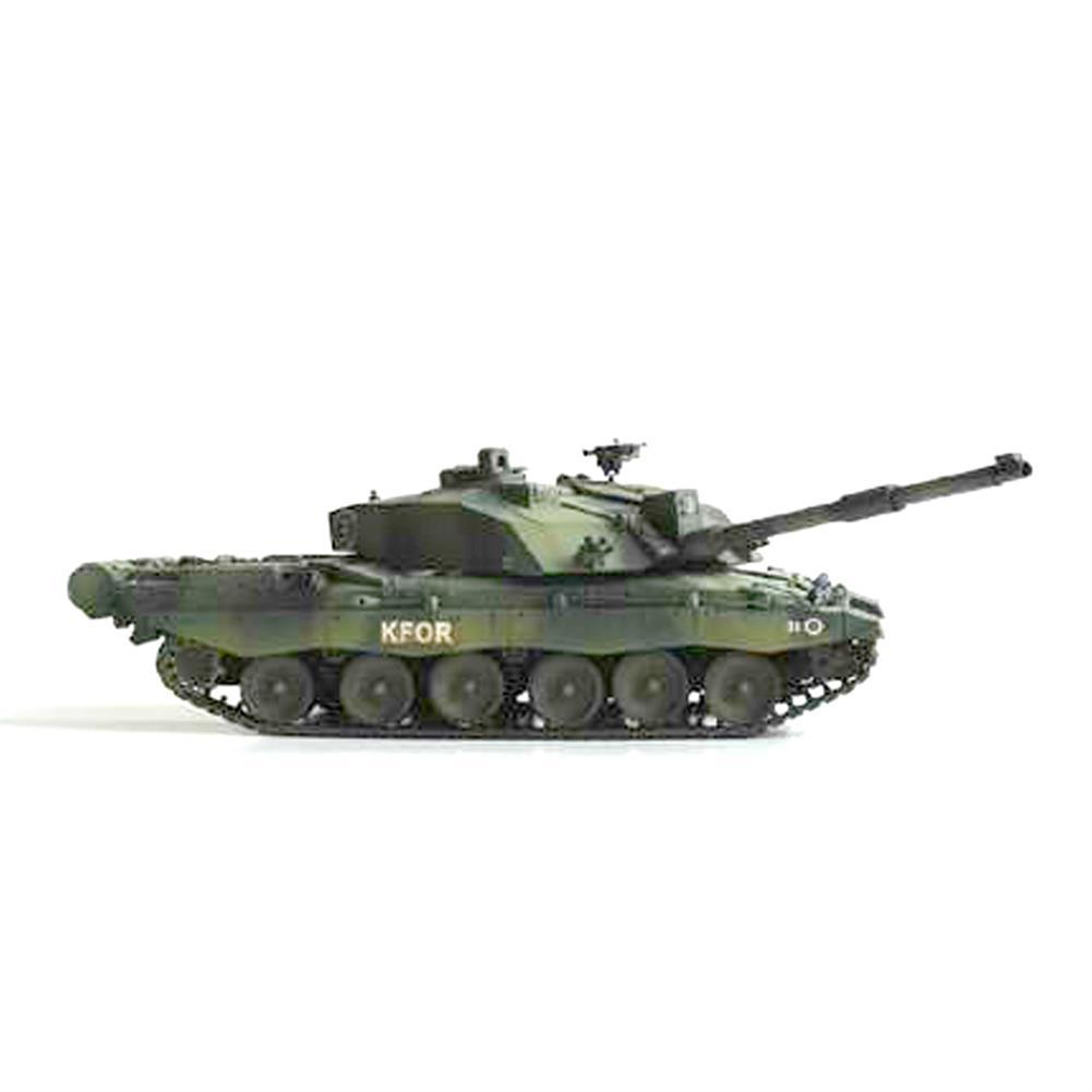 model-building Trumpeter 1:35 British Challenger II DIY Assembled Tank Static Model Building Set HOB1590549