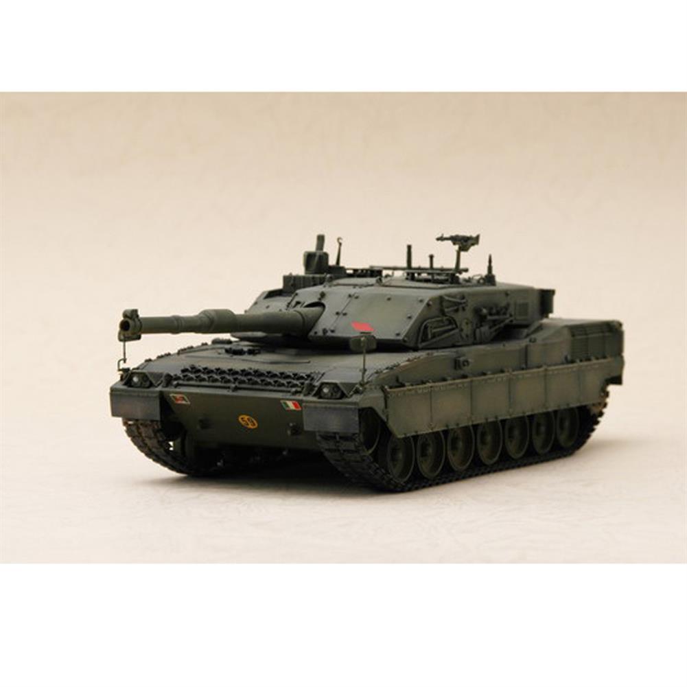 model-building Trumpeter 1:35 Italian C1 Ariete DIY Assembled Tank Static Model Building Set HOB1591160 1