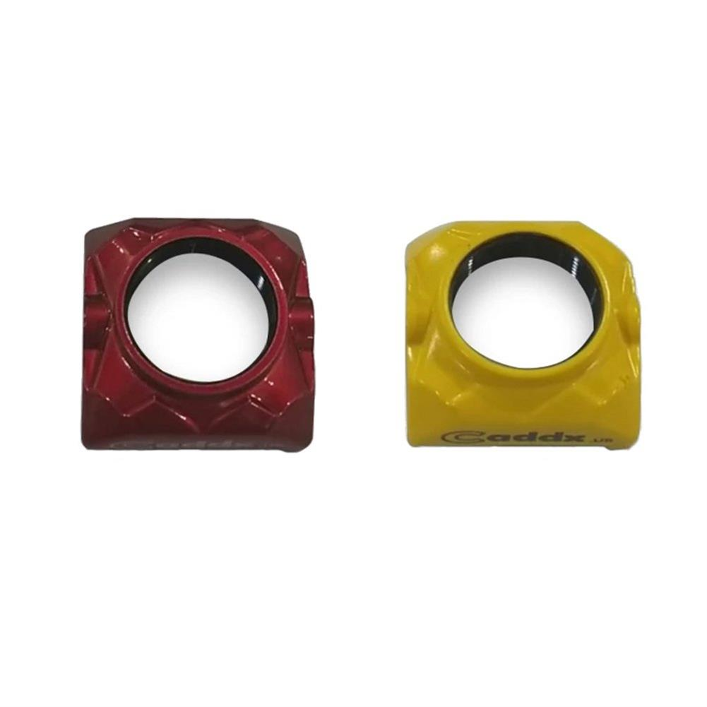 fpv-system 1 Piece Caddx Camera Casing Replacement Case Shell Red / Yellow for Caddx Ratel 1200TVL FPV Camera HOB1592207