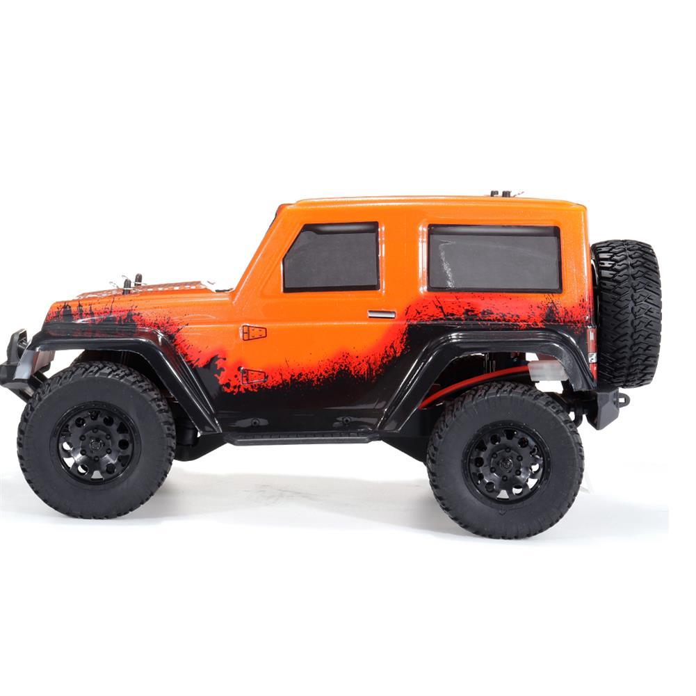rc-car 1/10 2.4G 4WD 94702 RC Car Crawler off-road Vehicle Models HOB1593779 1