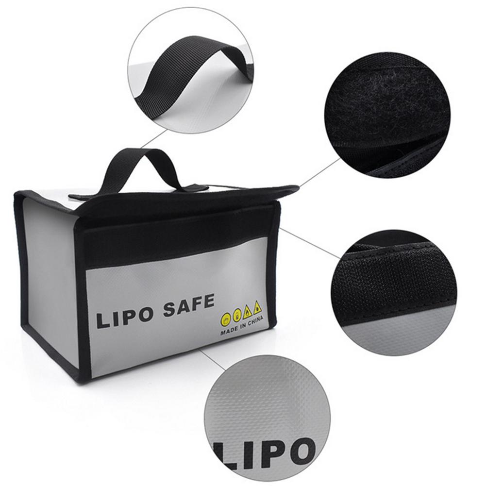 rc-quadcopter-parts STARTRC Explosion-proof Lipo Battery Safety Protection Storage Bag for DJI Mavic Mini/Mavic 2 RC Models Drone HOB1598603 2