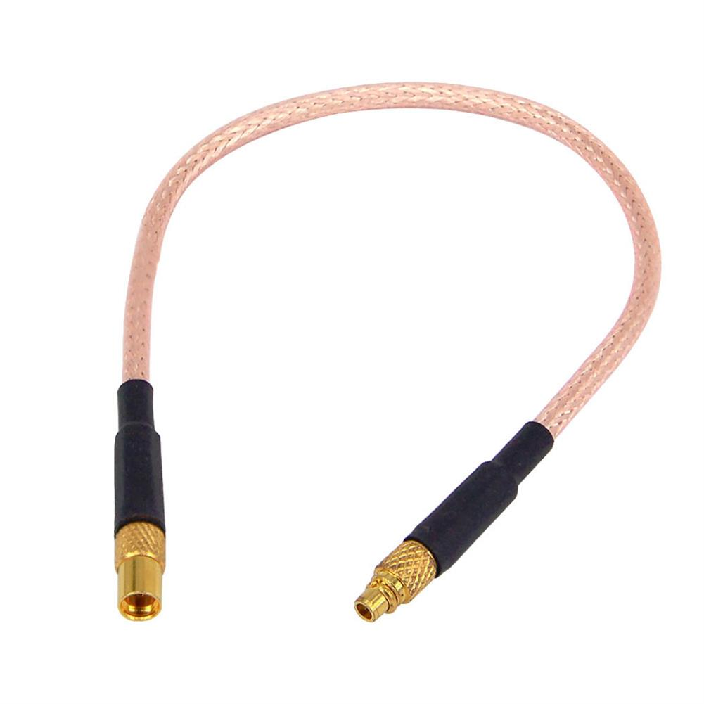 connector-cable-wire 10cm MMCX Male to MMCX Female Extension Cord 5.8GHz Transmitter Cable Wire Pigtail Cable HOB1598900 1