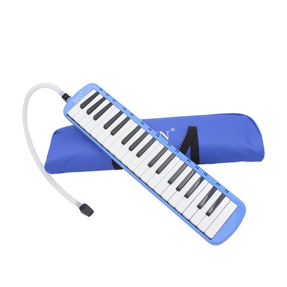 melodica IRIN 37-Key Melodica Harmonica Electronic Keyboard Mouth Organ with Handbag HOB1598984