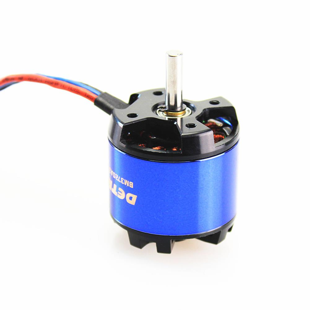 rc-airplane-parts Detrum BM3720A-KV650 Brushless Motor for RC Airplane Spare Part HOB1599751 1