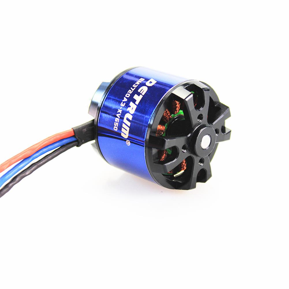 rc-airplane-parts Detrum BM3720A-KV650 Brushless Motor for RC Airplane Spare Part HOB1599751 2