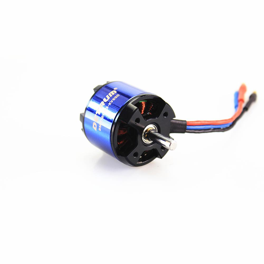 rc-airplane-parts Detrum BM3720A-KV650 Brushless Motor for RC Airplane Spare Part HOB1599751 3