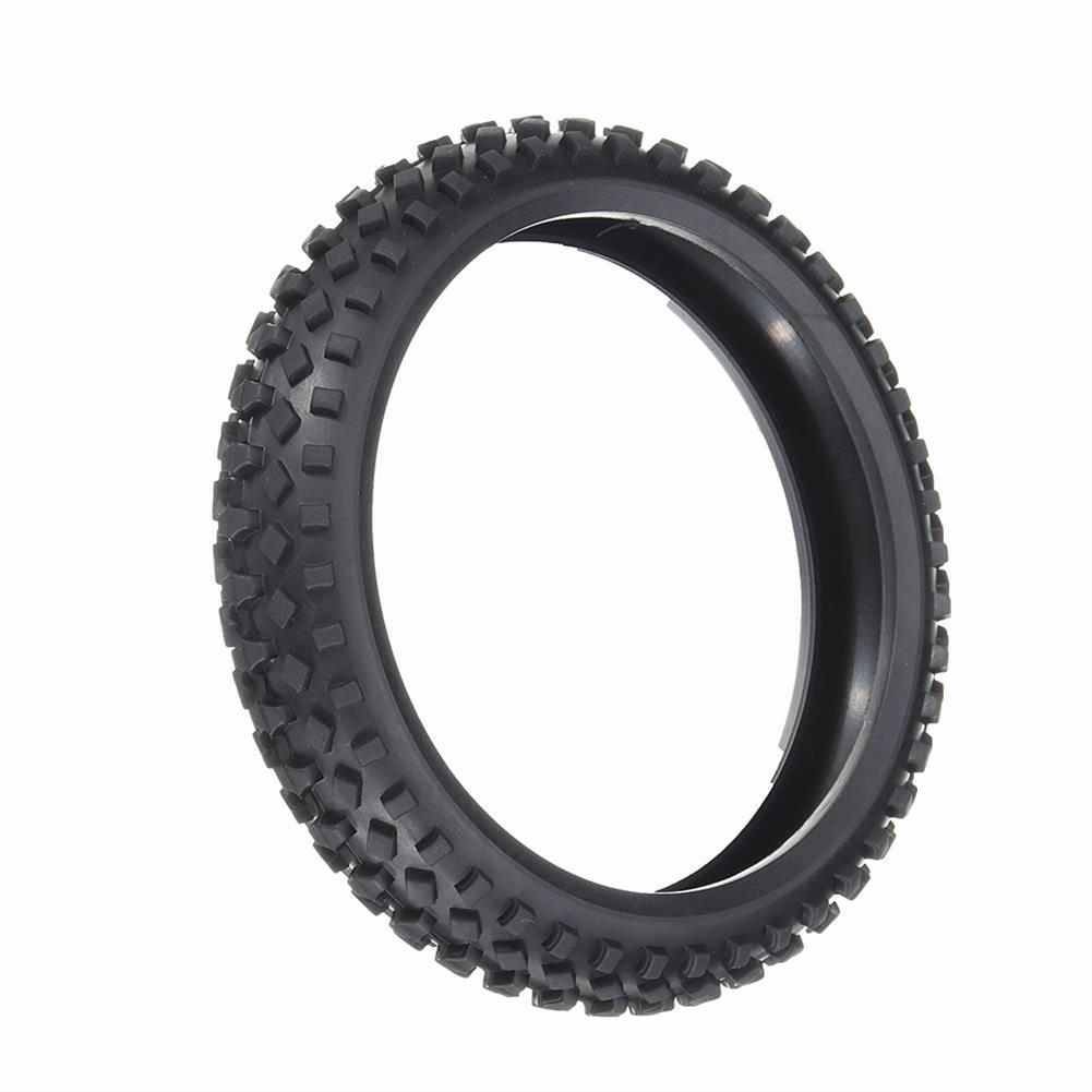 rc-motorcycle-parts BSD Racing Front/Rear off-Road Tyre Tire for 404T 1/4 RC Motorcycle Spare Parts BS401-011 BS401-028 HOB1599796 1