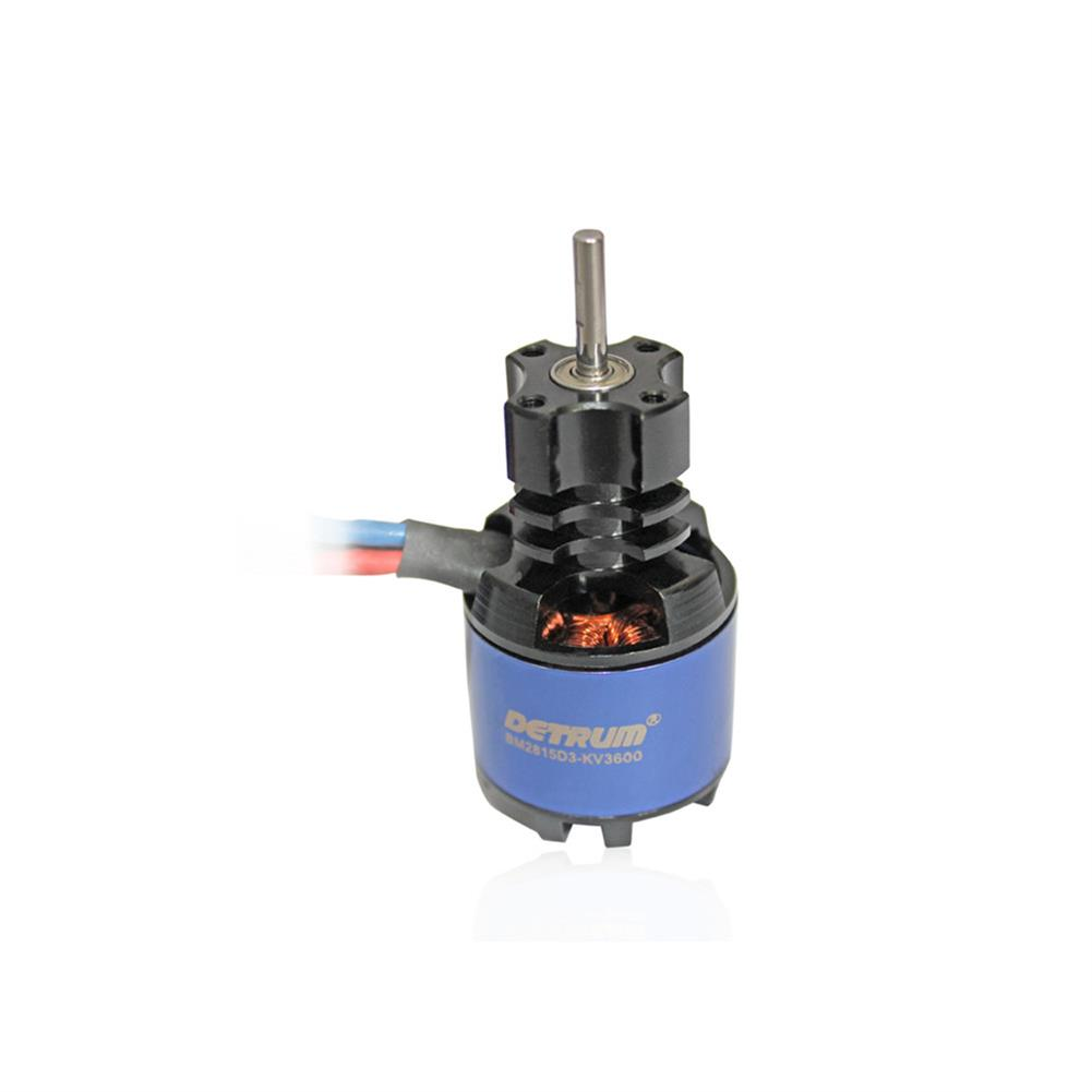 rc-airplane-parts Detrum BM2815D3-KV3600 Brushless Motor for RC Airplane Spare Part HOB1599913
