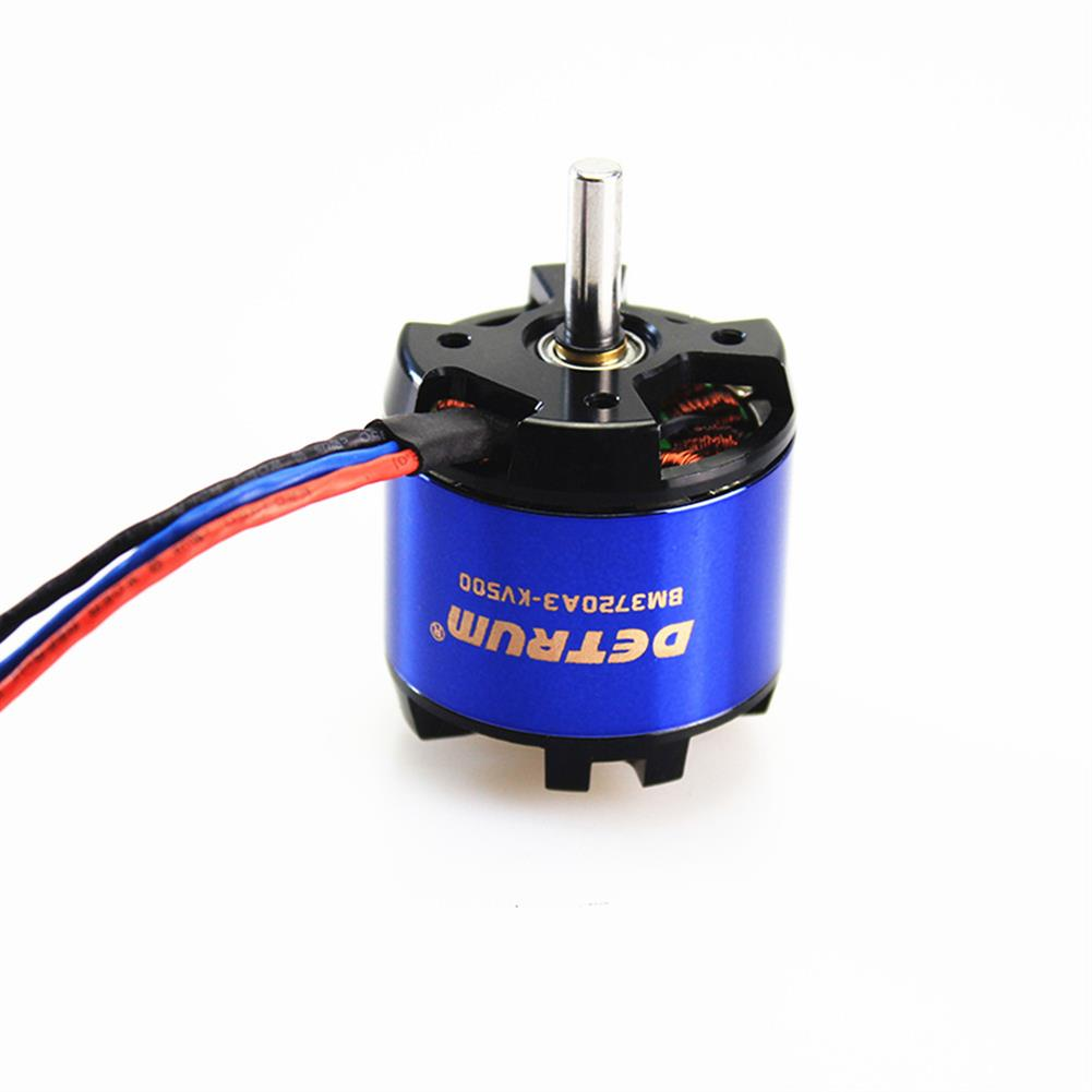 rc-airplane-parts Detrum BM3720A3-KV500 Brushless Motor for RC Airplane Spare Part HOB1599922