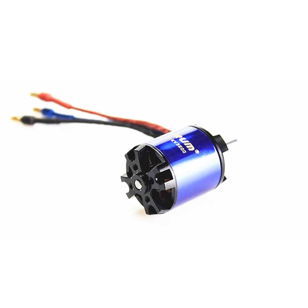 rc-airplane-parts Detrum BM2826D3-KV3200 Brushless Motor for RC Airplane Spare Part HOB1599929 1