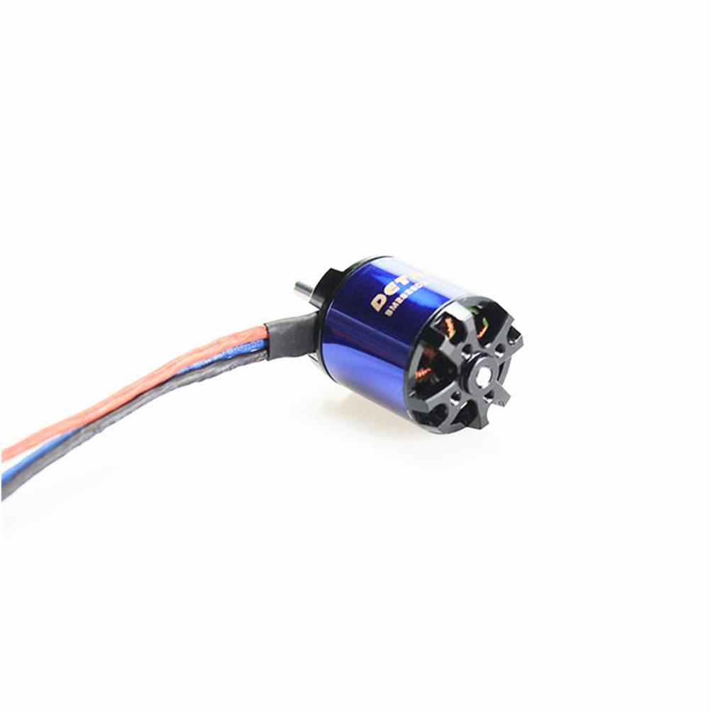 rc-airplane-parts Detrum BM2826D3-KV3200 Brushless Motor for RC Airplane Spare Part HOB1599929 3