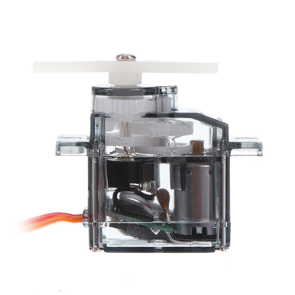 rc-airplane-parts Dynam 9g Analog Steering Gear Servo for RC Airplane Spare Part HOB1599944 2