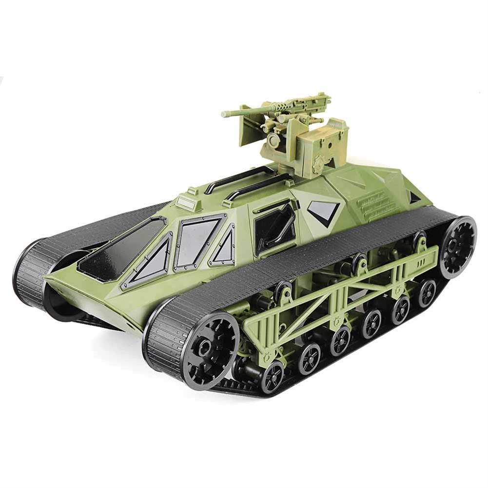 rc-tank-rc-vehicles Feilun FC138 1/12 2.4G 30km/h RC Tank Electric Armored off-Road Vehicle RTR Model HOB1601334
