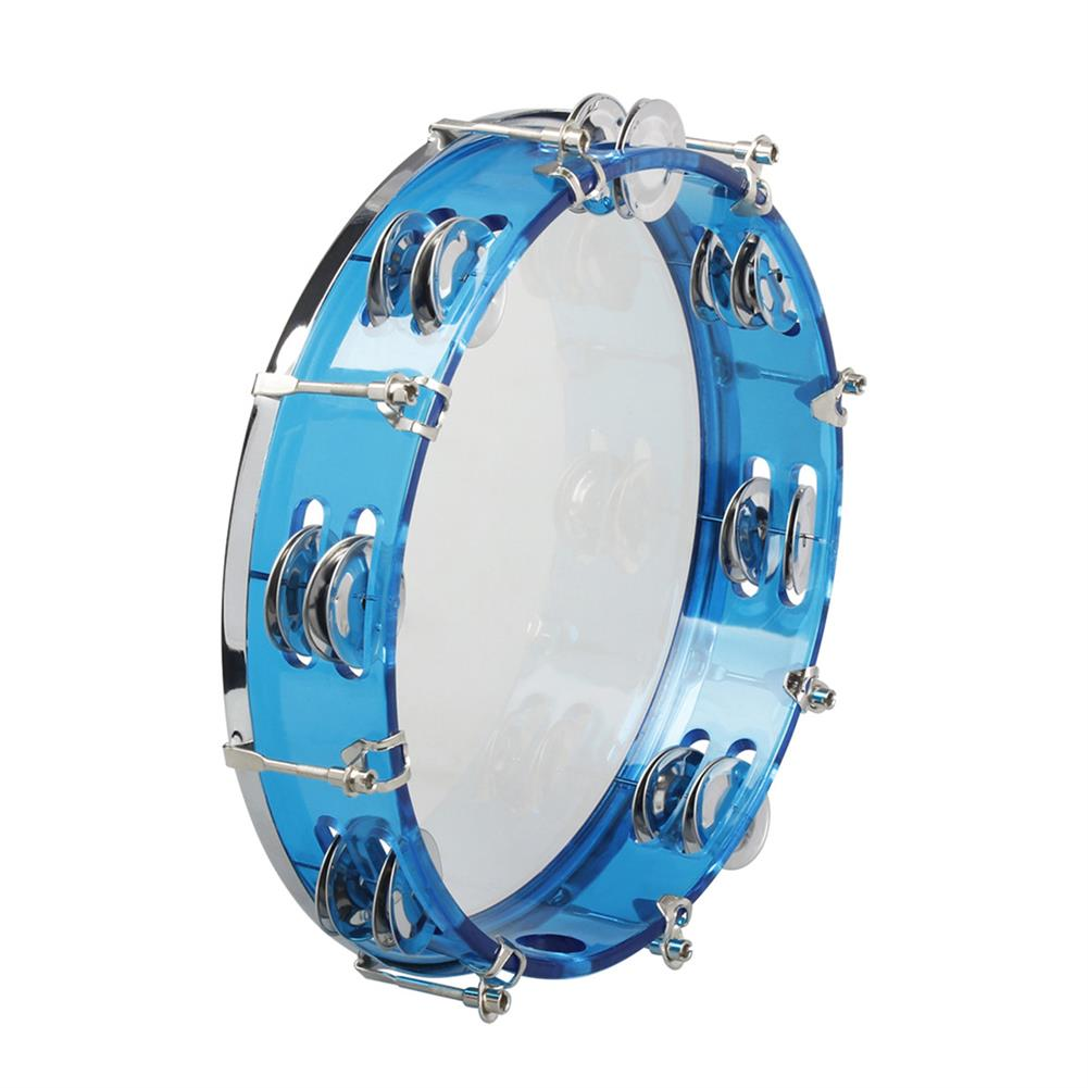 orff-instruments 10 inch J93 ABS Self-adjusting Hand Tambourine Orff instruments for Children HOB1601430